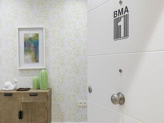 BMA1 by ForeverRentals Apartamento accesible1dormitorio Aire acondicionado Wifi
