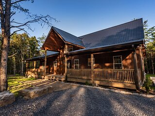 NEW CONSTRUCTION!!! Rustic Retreat....Rest and Relaxation!