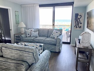 Sea Colony Oceanfront Edgewater 2nd Fl - 3 BR & 2 bath Linens Included