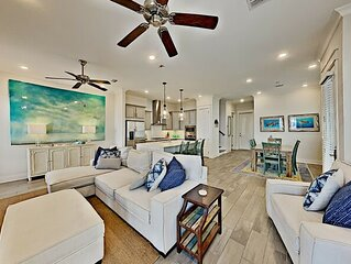 'Soulshine' at Prominence on 30A - Across from The Hub - 3 Bed / 2.5 BA Sleeps 7