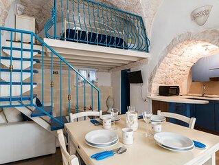 Casa Carlotta, Le Piccole Case Bianche