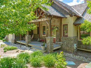 Blue Ridge Mountain Club Home In Watson Gap Well Appointed w/ Views for days