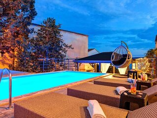 Ferienwohnung Crikvenica für 2 - 4 Personen mit 1 Schlafzimmer - Ferienwohnung
