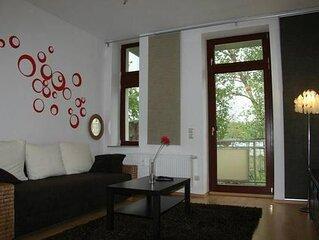 Ferienwohnung Dresden für 1 - 3 Personen mit 1 Schlafzimmer - Ferienwohnung