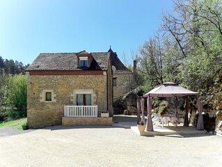Ferienhaus Saint Avit (DGC400) in Degagnac - 4 Personen, 2 Schlafzimmer