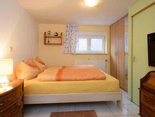 Gemutliche Ferienwohnung 'Tannenhof im Untergeschoss' nahe am Bodensee mit WLAN