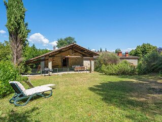 1 Zimmer Unterkunft in Pratovecchio