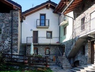 Ferienwohnung Contadino (AOT300) in Aosta - 3 Personen, 2 Schlafzimmer