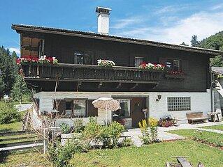 Ferienhaus Schwarzenegg (WAR200) in Wagrain - 6 Personen, 3 Schlafzimmer