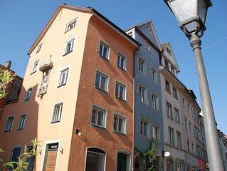 Ferienwohnung in der schönsten Strasse der Altstadt von Konstanz