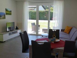 Fewo T10 45 qm, 1 Schlafzimmer mit Balkon, max. 3 Personen
