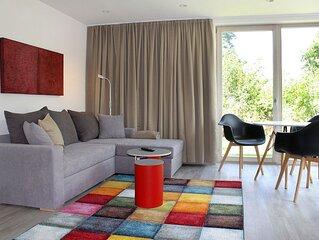 Modernes und innovatives Ferienhaus (40 qm) mit Garten