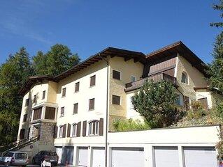 Ferienwohnung Pontresina fur 4 - 6 Personen mit 2 Schlafzimmern - Ferienwohnung