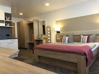 Gemutliches Appartement (26 m2) mit kostenfreiem WLAN