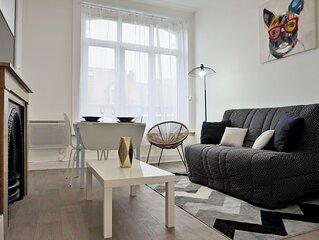 Charmant appartement cosy proximité centre ville de Boulogne-sur-mer