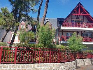 Appartement T2  La Lanterne à La Baule proche Hôtel Le Royal
