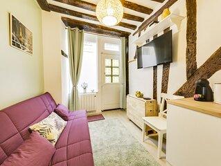 GuestReady - Appartement de style antique dans le Val-de-Grâce