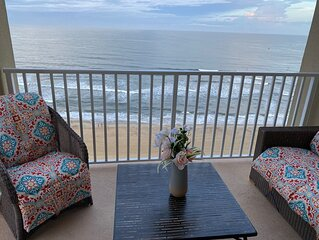 Oceanfront on the Beach & Boardwalk in Virginia Beach Resort area