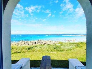 Villa Ker Anna, 4 personnes, front de mer