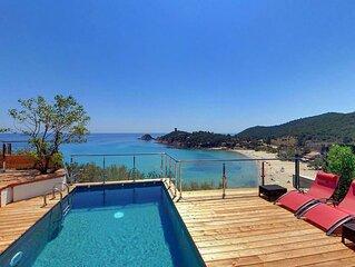 CAPO DI STELLE Villas Fautea - BAIE FAUTEA - Corse du Sud