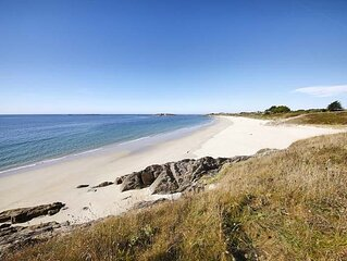 Maison , plage à pied