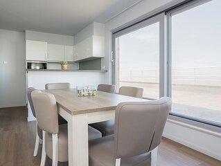 Penthouse pour 4 personnes avec vue sur mer et rooftop terrasse