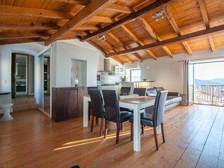 Très bel appartement 'celu' : ambiance village et belle vue
