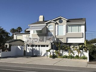 New Beach House Listing!!!! 4 bedrooms * 3 Full baths - Sleeps 8