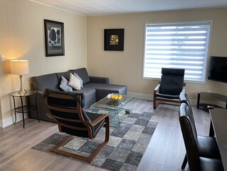 Your vacation home in the heart of Alberni Valley with A/C