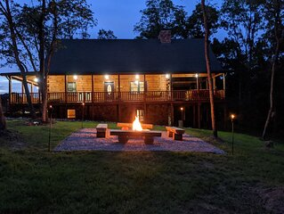 Byers Retreat! 6Q & 1K beds!  Indoor & Outdoor dining for 12+!
