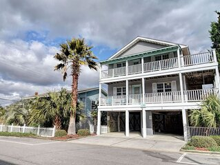 Classic Beach Cottage on Oceanside of Wrightsville Beach