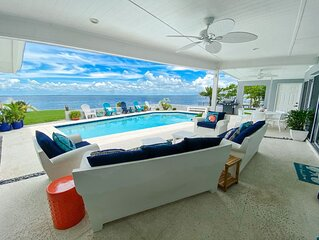 Hidden Gem in Paradise with Private Beach and Pool