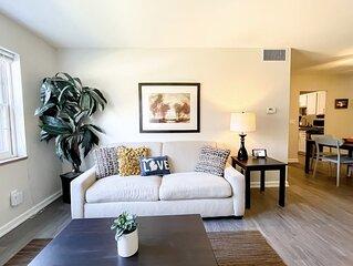 2BR Furniture City Flat w/ Pool