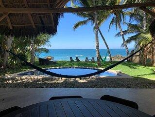 Casa Mar Beachfron Private Beach