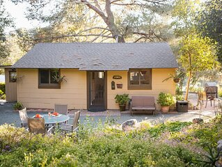 Relaxing Stay at the Libretto Cottage in San Luis Obispo/Edna Valley