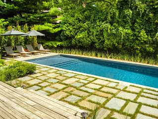 Private Luxury - New Hampton's Style Pool