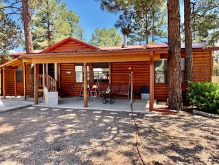 The Enchanted Cottage Pinetop/Lakeside