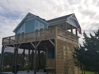 'High Tides Good Vibes' New Construction completed August 2020