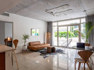 Miami Midtown Luxury Apartment with Parking