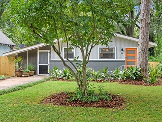 A East Lake/Decatur Mid Century Bungalow