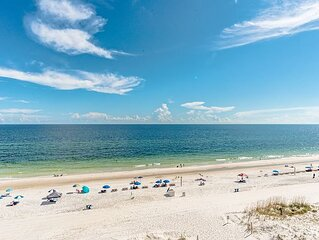 Best BEACH FRONT Views in Building-Walking Distance to Hangout!