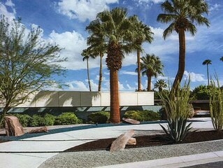 Welcome to Mid-Century Modernism in Palm Springs!