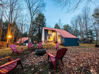 Paradise - Spacious and Family friendly Cottage, fully equipped. Tons of activit