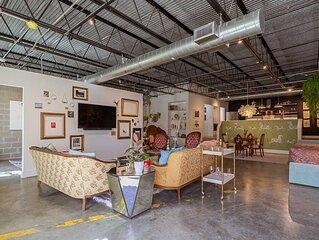 Texas Avenue BNB | The Wonderland Suite