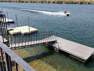 Schneider's Riverfront Retreat