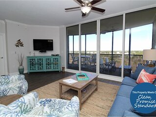 Lost Key Resort and Beach Club #B702-Gorgeous View + Unlimited Golf Included!