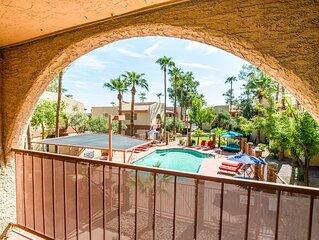 77 Sunny Casa Grande 2bd 2ba condo w heated pool