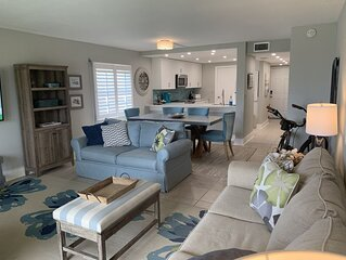 Beachside Condo!!!  Renovation Just Finished