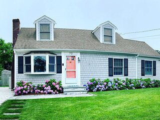 Cozy Cape Steps from 2 Beaches + Private Beach Deeded Access