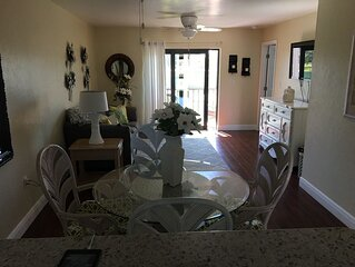 Nice 2 bedroom  and 2 bath condo for rent-monthly renters only please